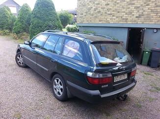 Mazda 626, 1998