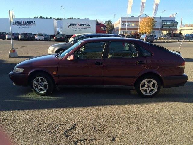 Saab 9-3, 1999