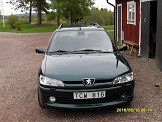 Peugeot 306, 2002
