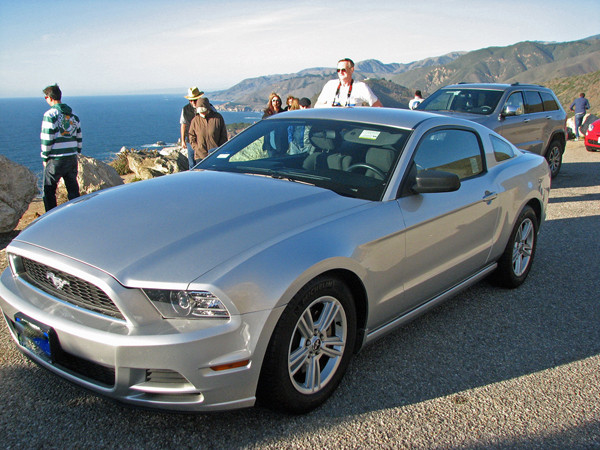 Ford Mustang, 2014