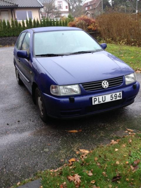 VW Polo, 1999
