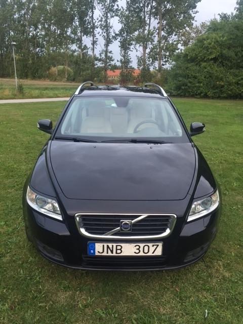 Volvo V50, 2008