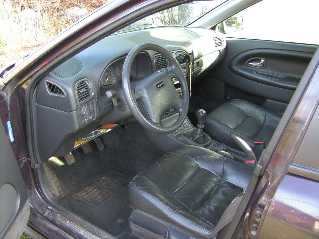 Volvo S40, V40 96-04, 2000