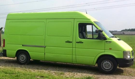 VW LT, 2005