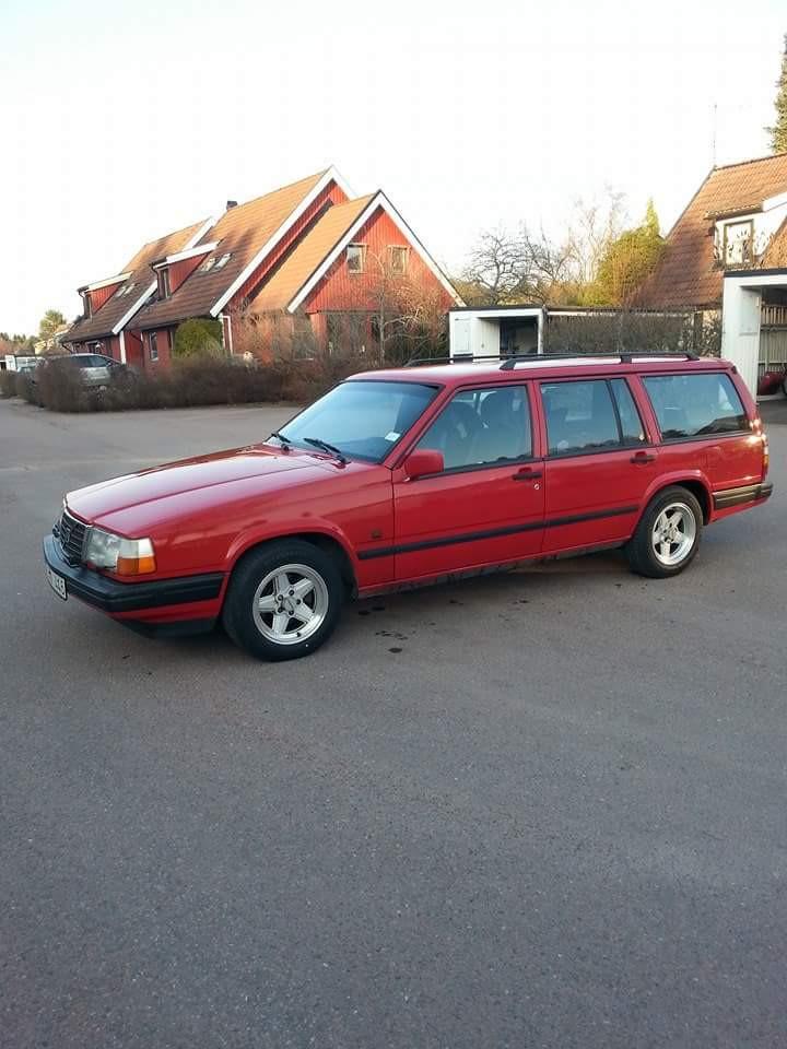 Volvo 940, 1995