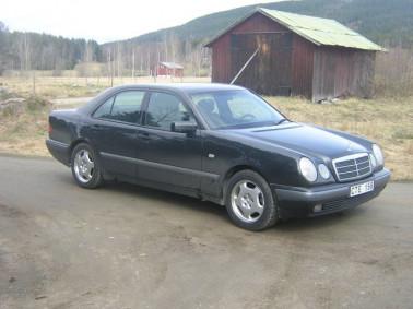 Mercedes E-Class, 1997