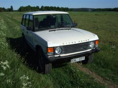 LandRover Range Rover, 1990