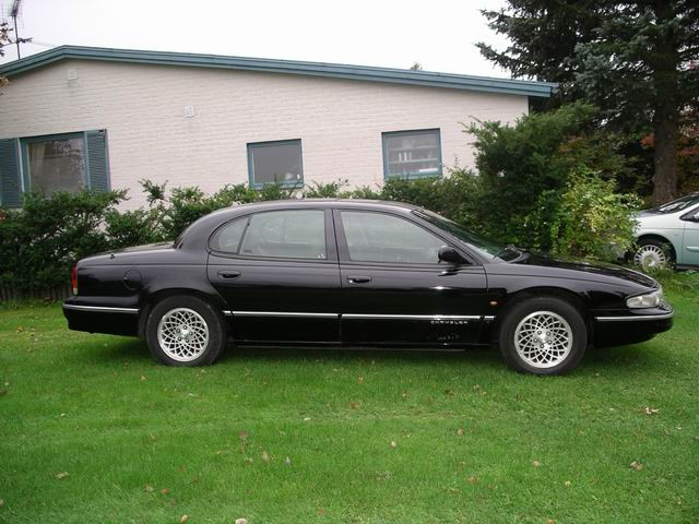 Chrysler New Yorker, 1996