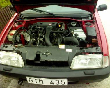 Citroen ZX, 1995