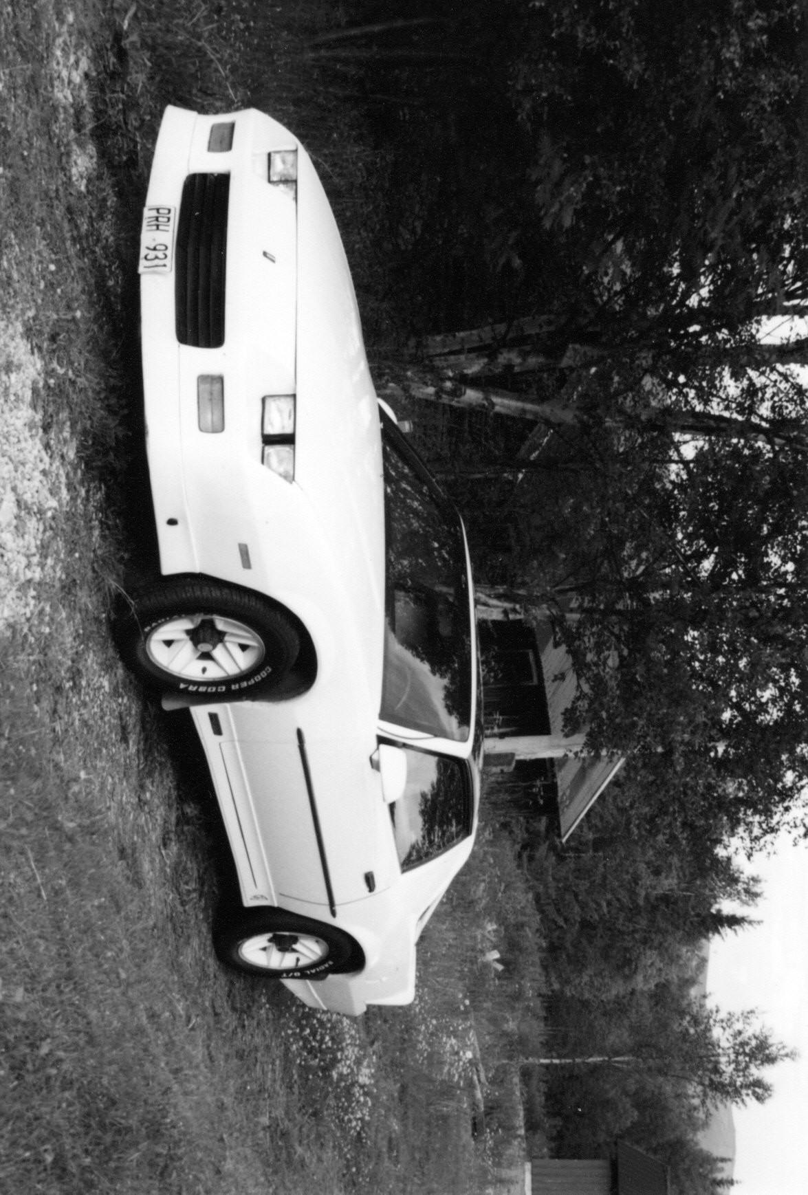 Chevrolet Camaro, 1989