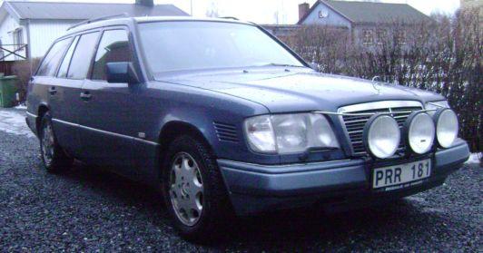 Mercedes E-Class (W124), 1994