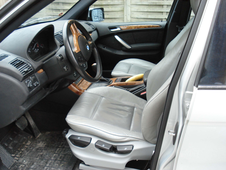 Inredning Komplett till BMW X5, 2002