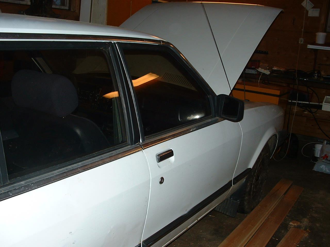 Ford Granada, 1985