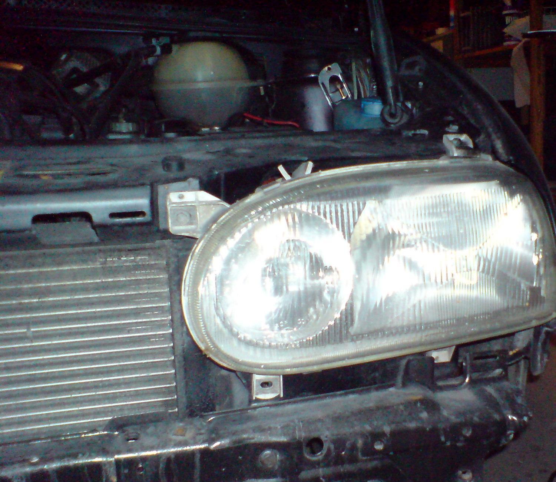 till VW Golf, 1992