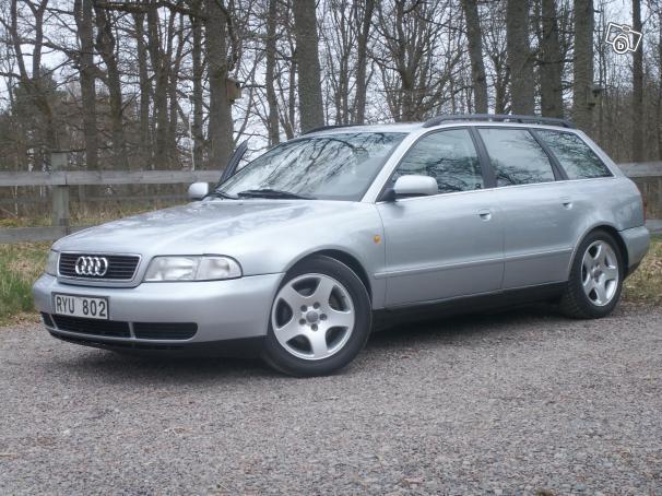 Audi A4, S4, 1997