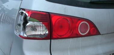 Bakljusinsats / Lamphållare till Honda Accord, 2003