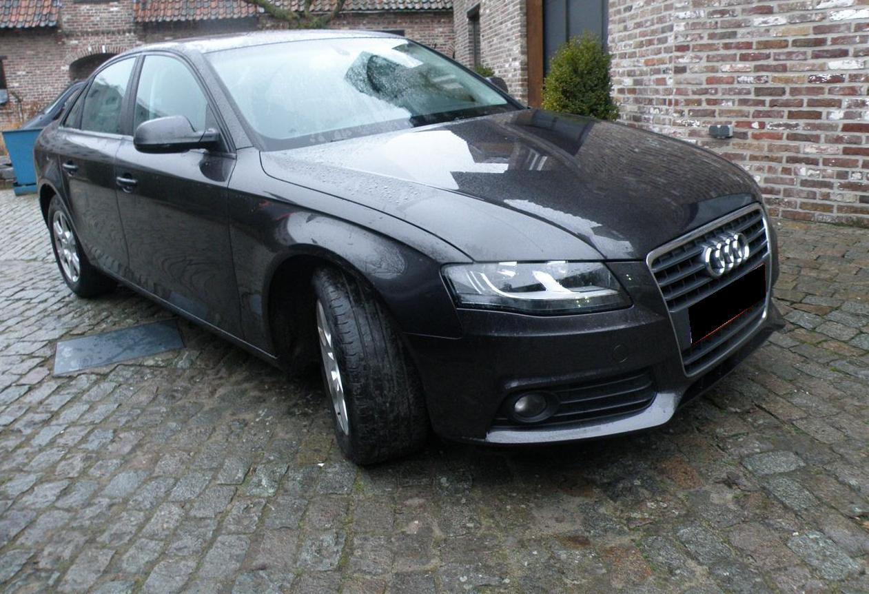 Audi A4, S4, 2009