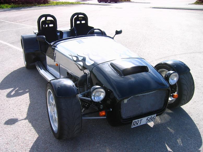 Lotus Seven, 2006