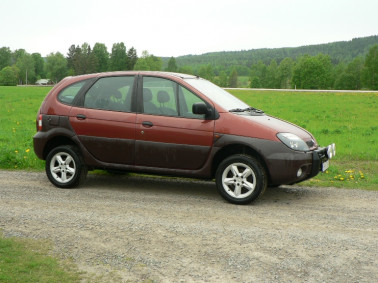 Renault Scenic RX4, 2001