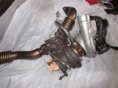 Turboaggregat till Saab 9-3, 2007