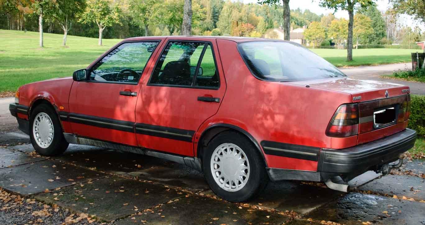 Saab 9000, 1994