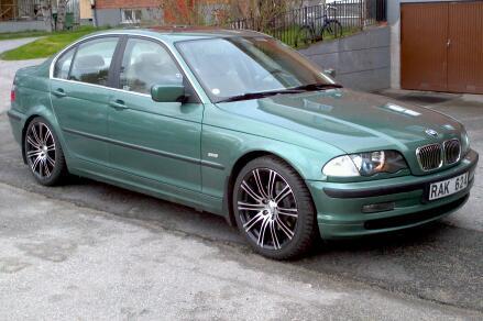 BMW 3-Series, 2000