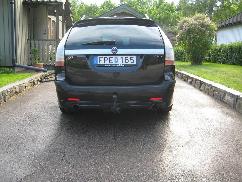Saab 9-3, 2007
