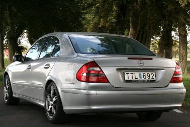 Mercedes E-Class, 2003