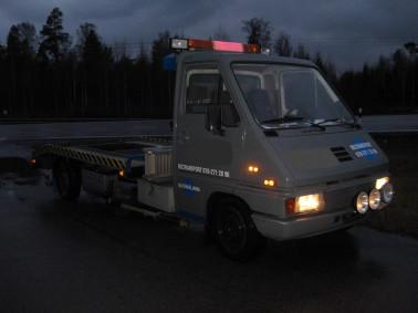 Renault Master, 1985