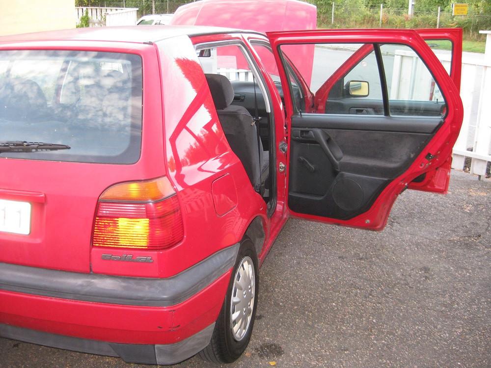 VW Golf, 1994
