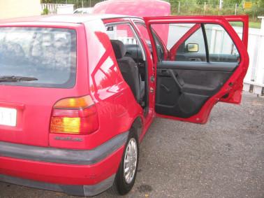 VW Golf, e-Golf, 1994