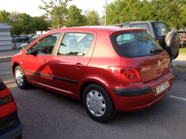 Peugeot 307, 2003