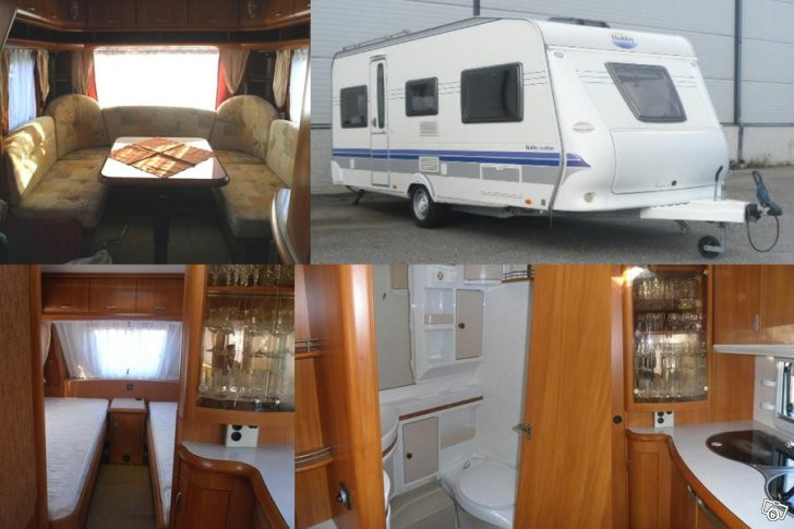 Hobby 540 UL Excellent, 2007