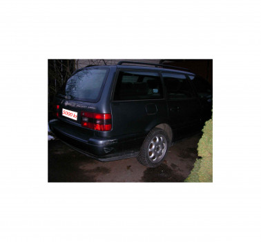 VW Passat, 1996