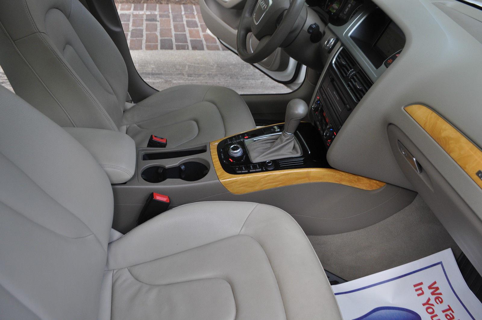 Motor Diesel till Audi A4 Allroad, 2010