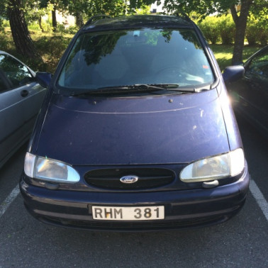 Ford Galaxy, 2000