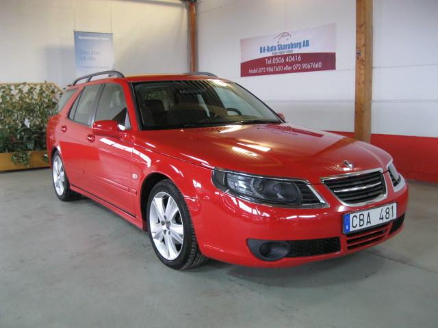 Saab 9-5, 2007