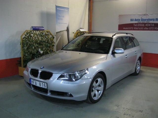 BMW 5-Series, 2007