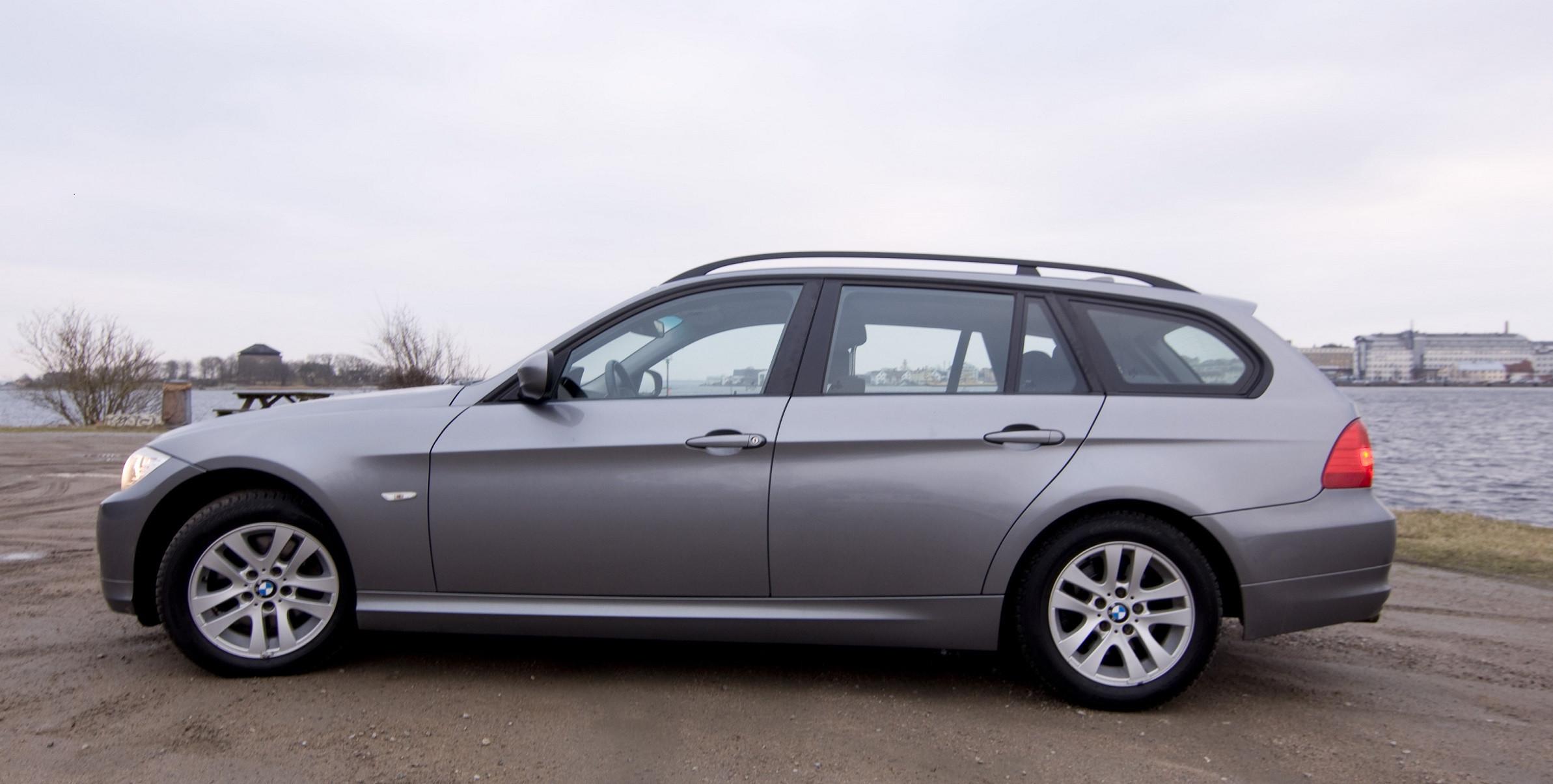 BMW 3-Series, 2009