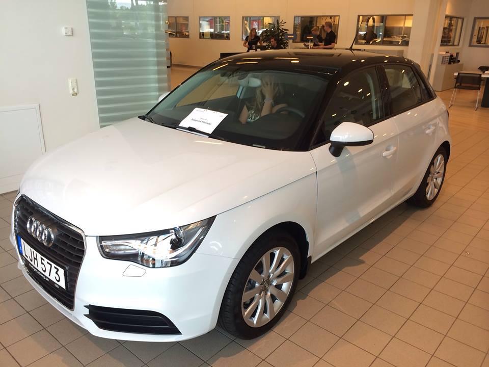 Audi A1 / S1, 2014