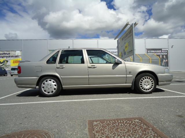 Volvo S70, V70, V70 XC, 1998