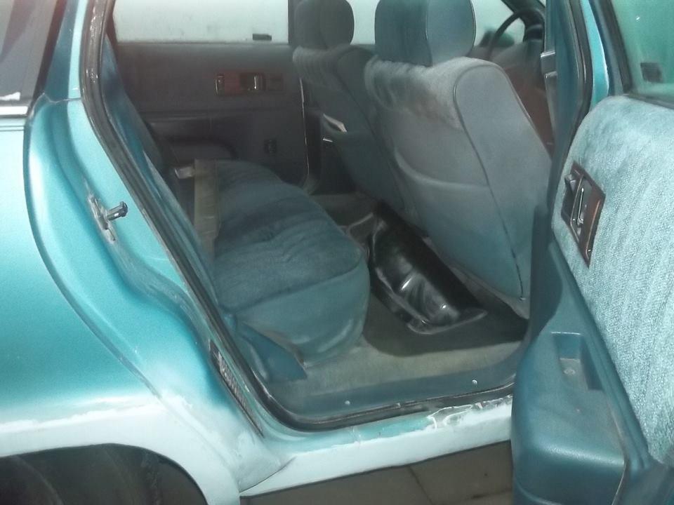 Chevrolet Caprice, 1991