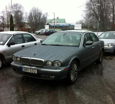 Jaguar XJ, 2003